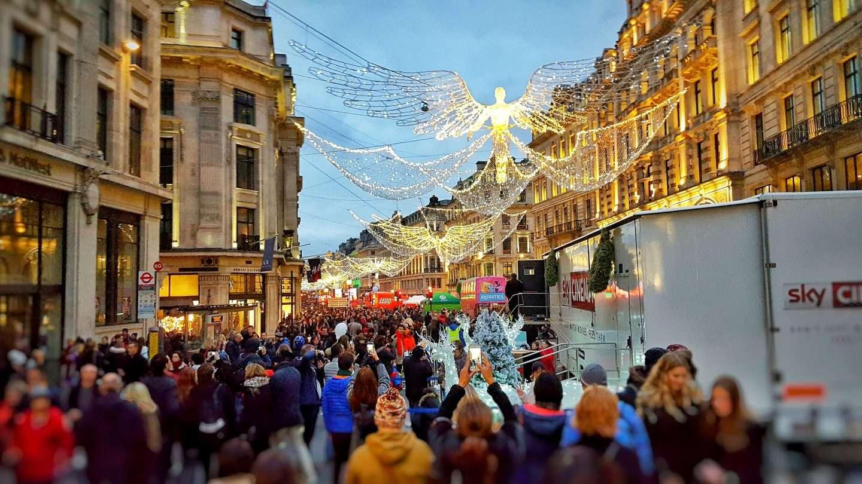 Hamleys Christmas Toy Parade