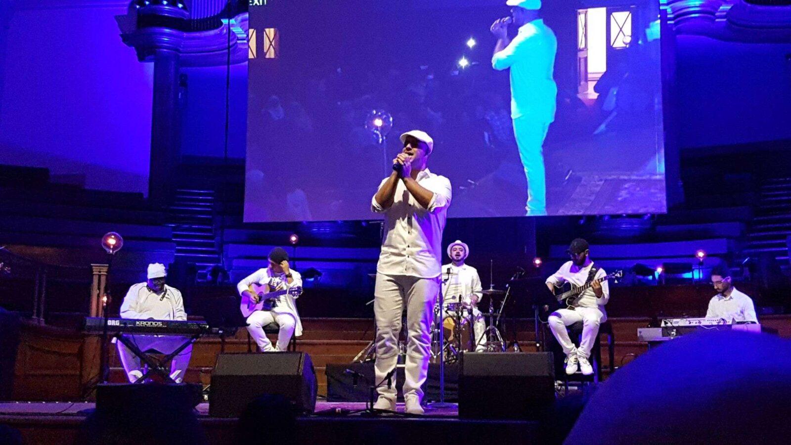 Maher Zain - London Concert | Adil Musa Official Blog