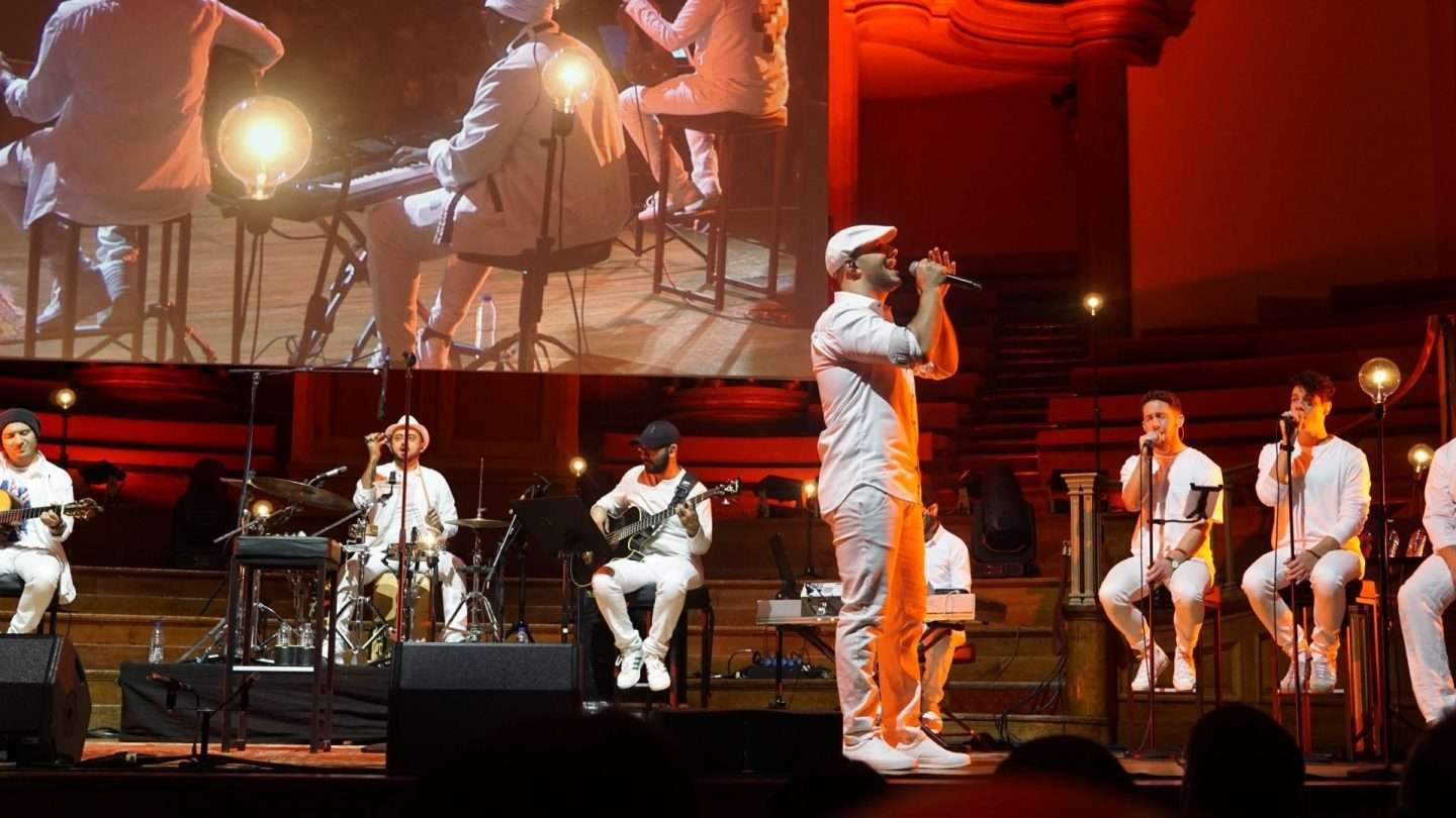 Maher Zain Concert Live in London