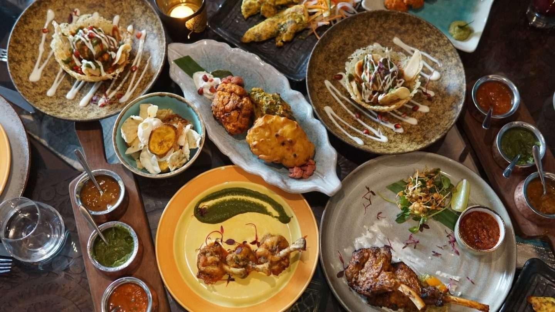 Chokhi Dhani London | Food Review