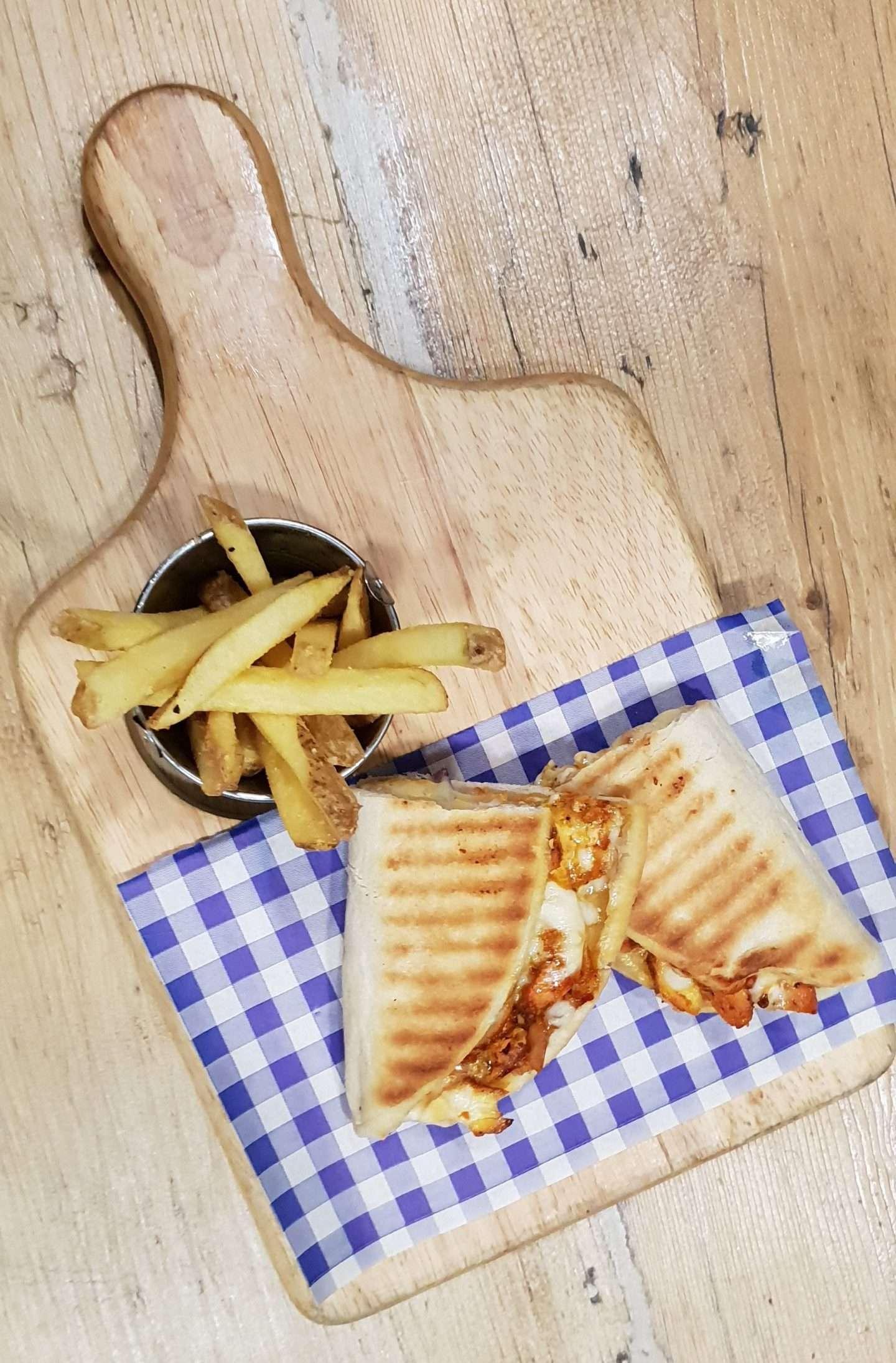 Fig and Olive Food Review | Blackburn