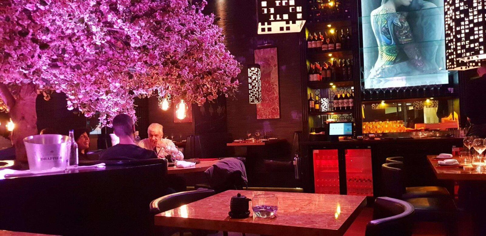 Tattu Restaurant Review | Manchester