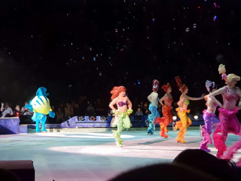 Ariel from Disney's Mermaid