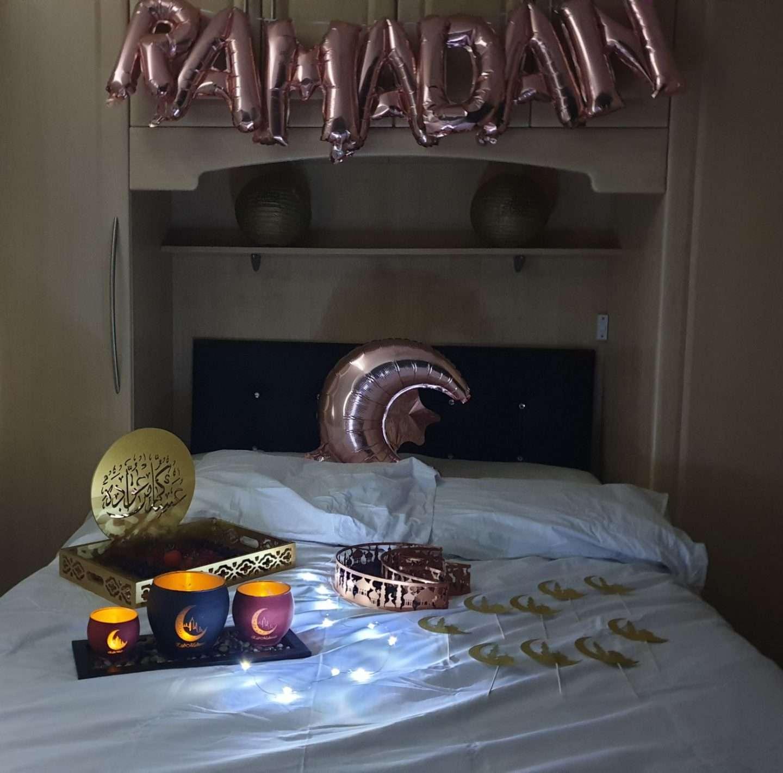 Eid Party Decorations in Nightlight