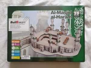 Masjid Al-haram Mecca Mosque 3D Puzzle