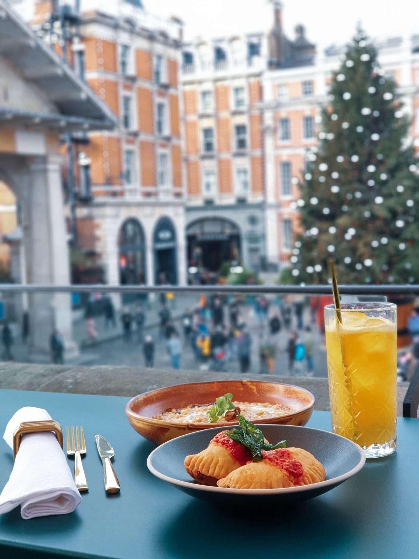 VyTA Covent Garden | Italian Restaurant