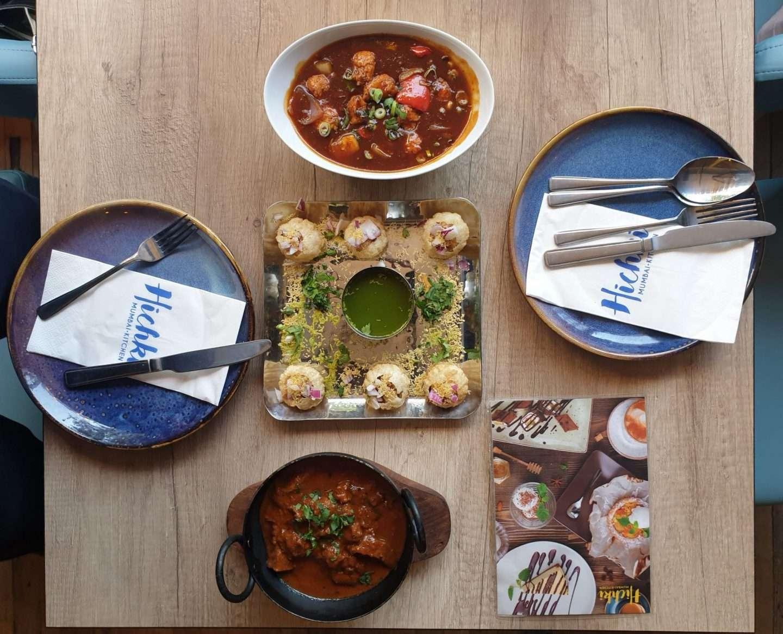 Hichki London – Mumbai's Street Food