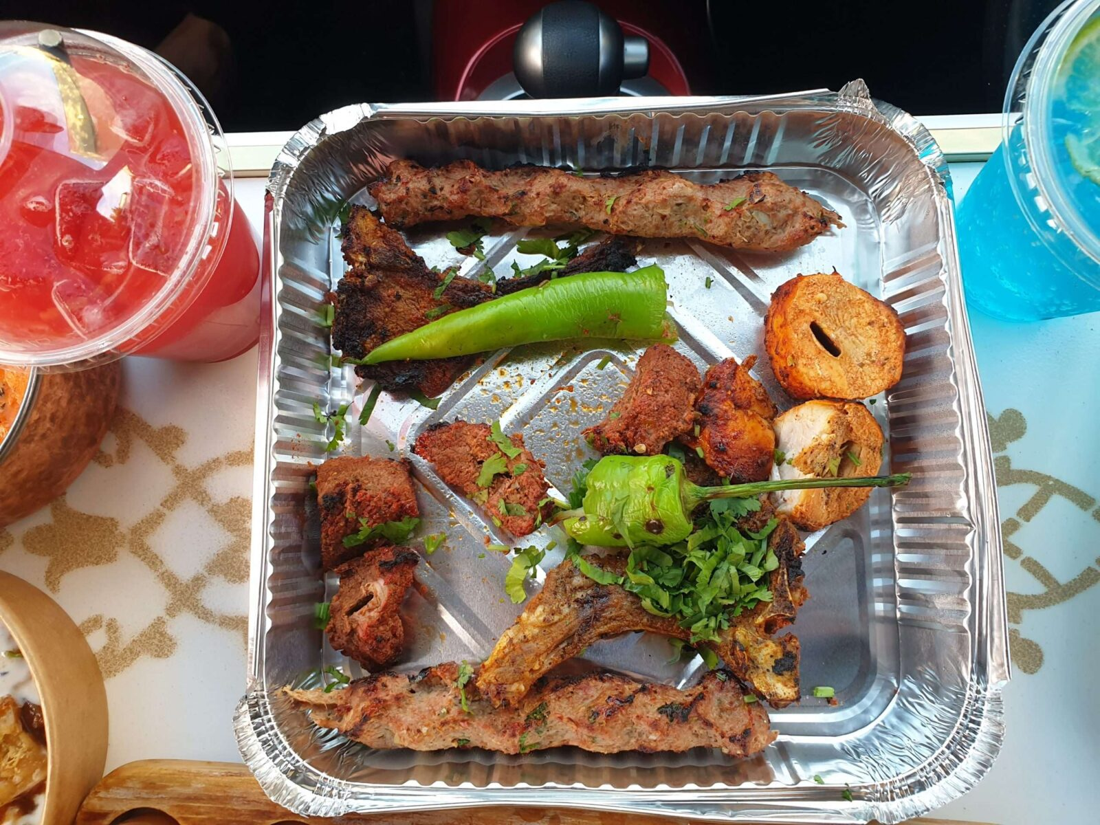 Mixed Grill Spice Village Special