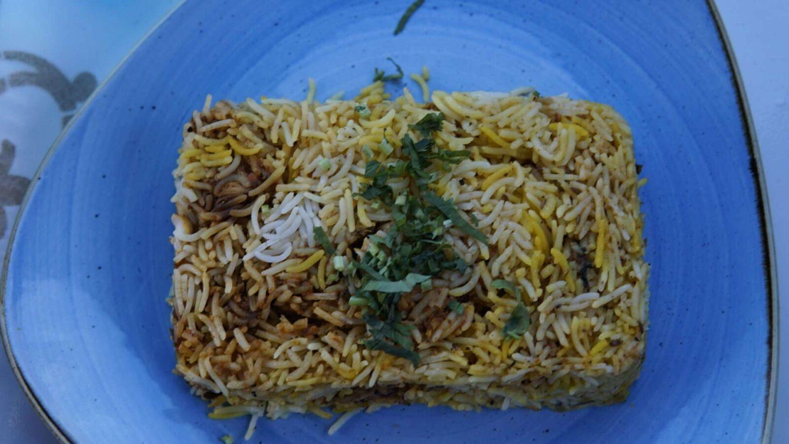 Tasty Biryani