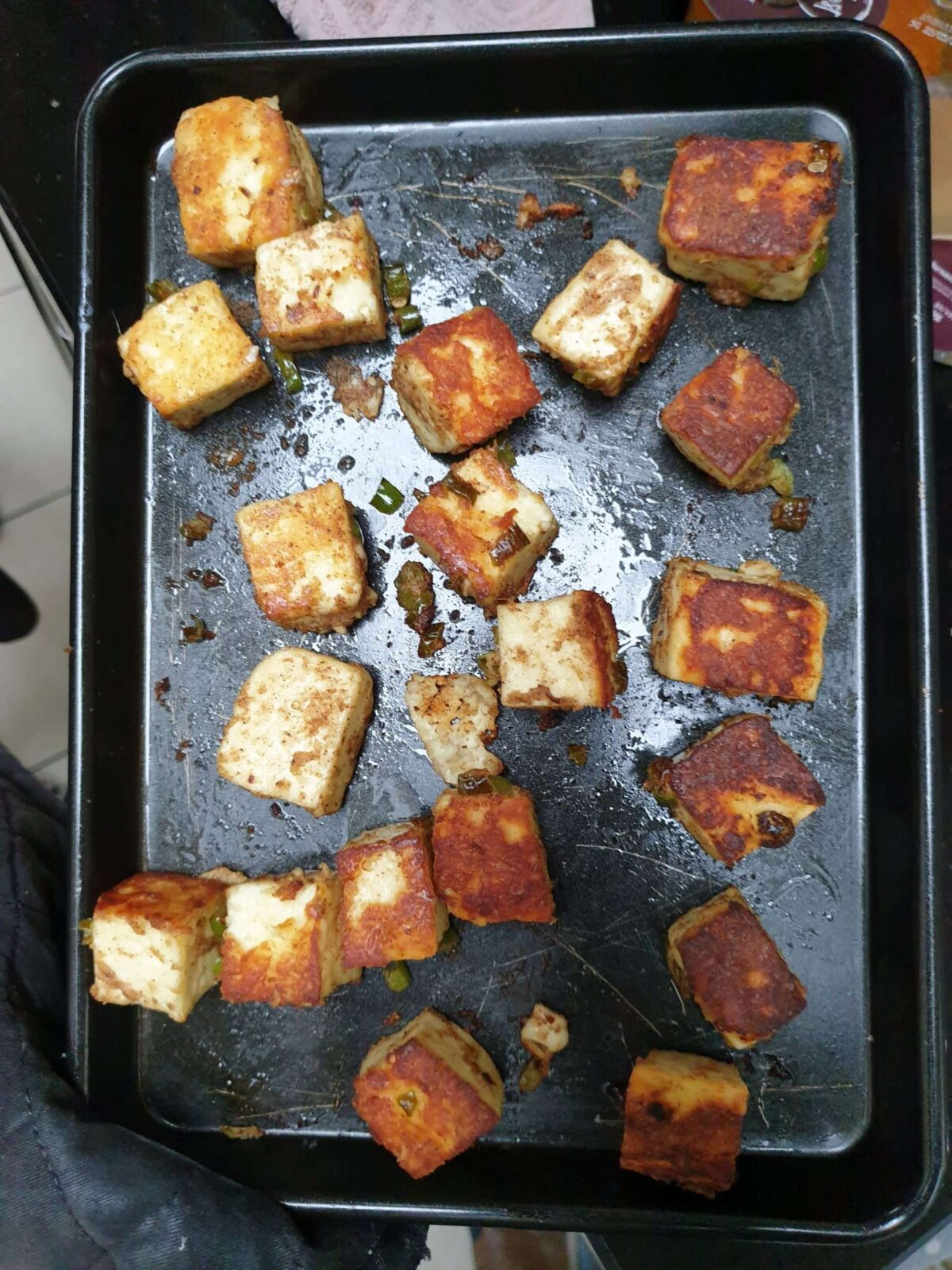 Paneer Cheese Grilled