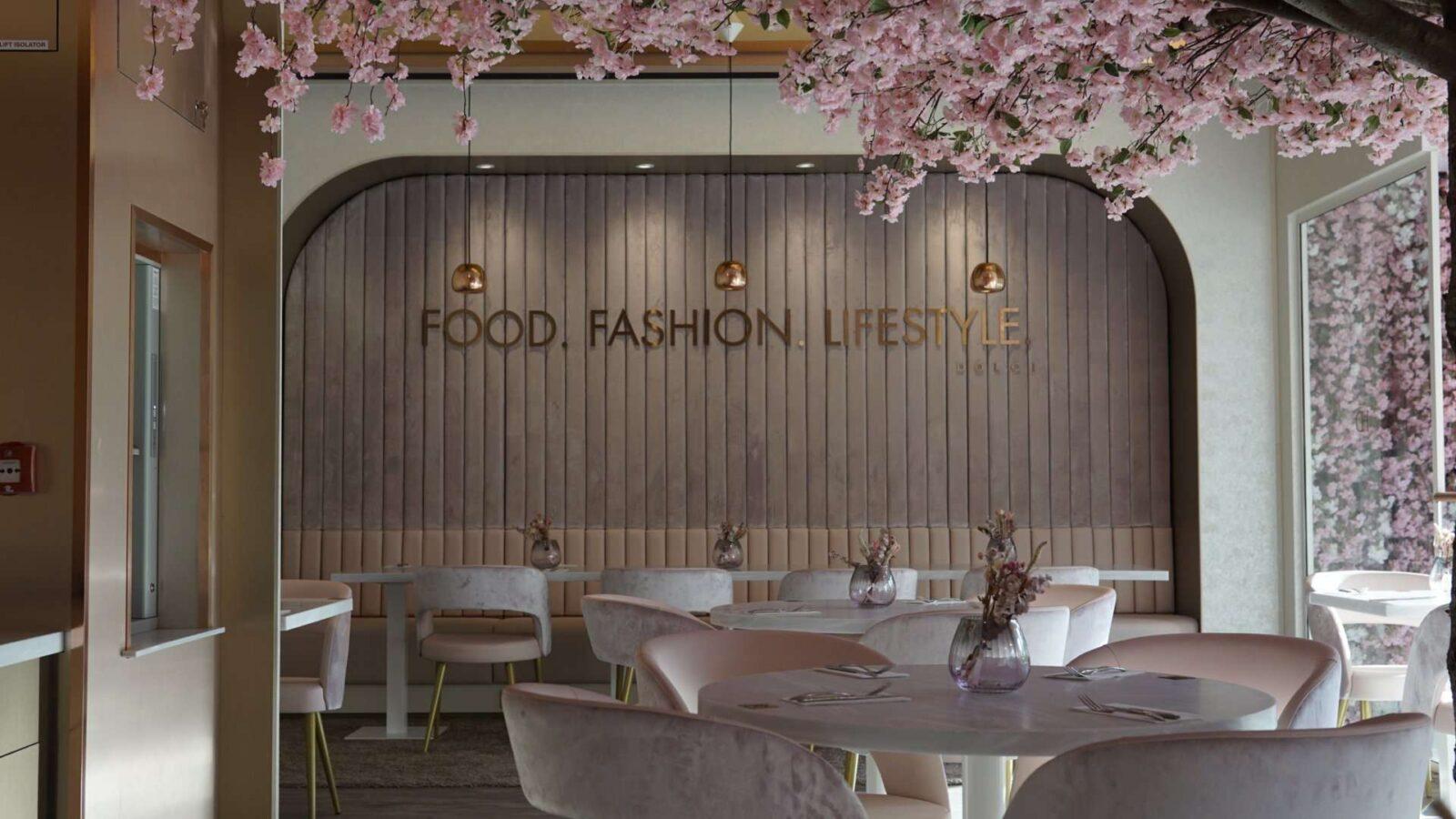 Food, Fashion & Lifestyle