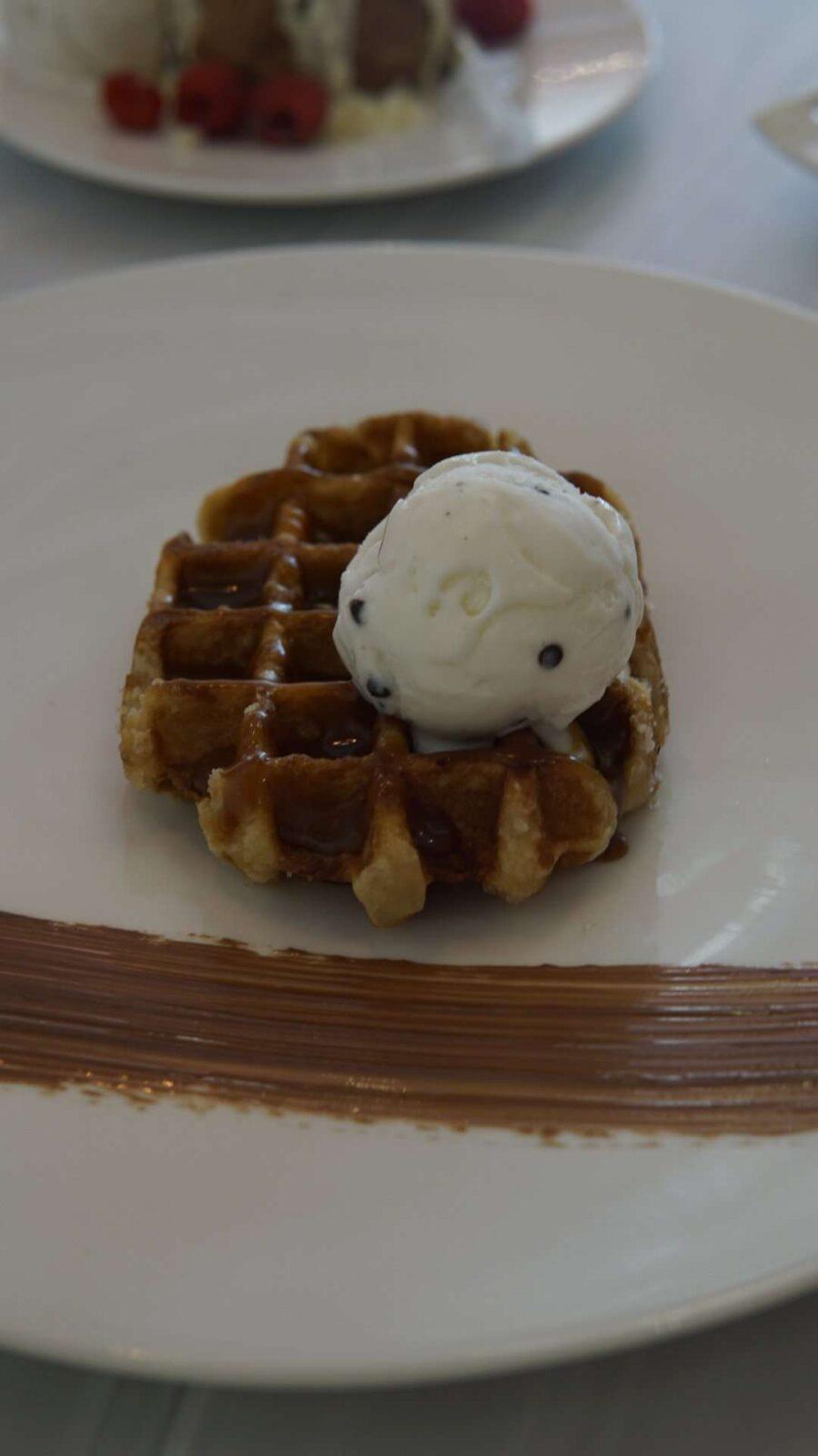 Belgian Waffle £7.80