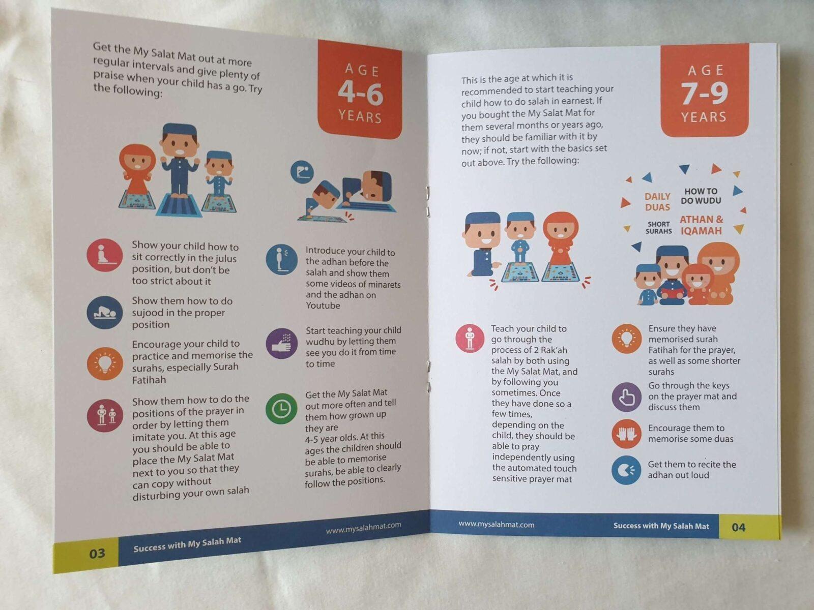 Parental guide book
