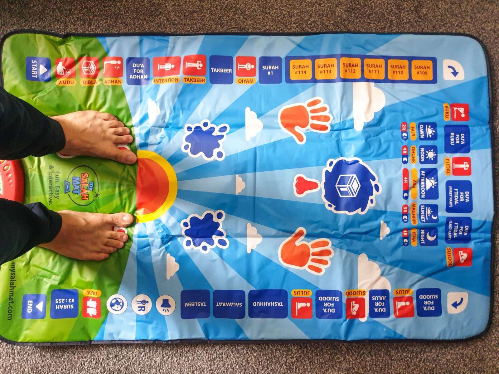 My Salah Mat interactive