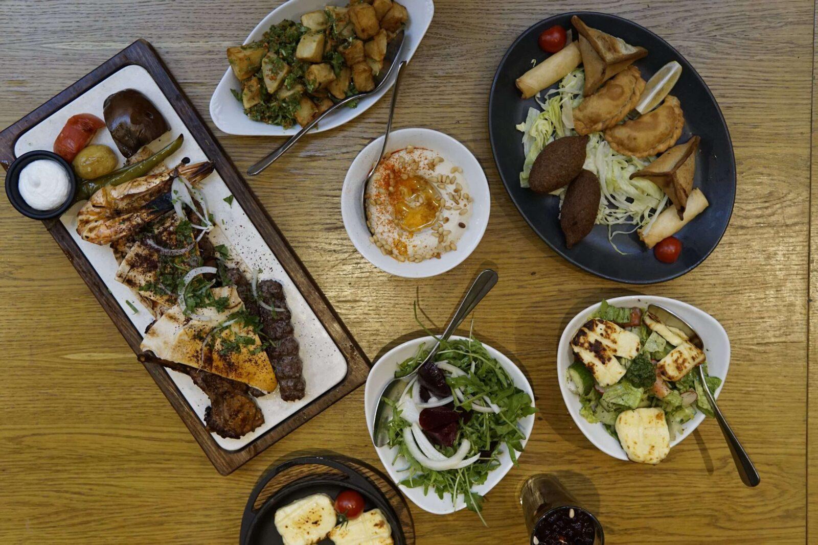 Abd El Wahab Food on the table