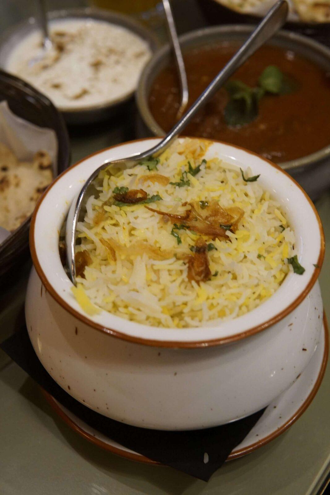 Chicken Tikka Dum Biryani