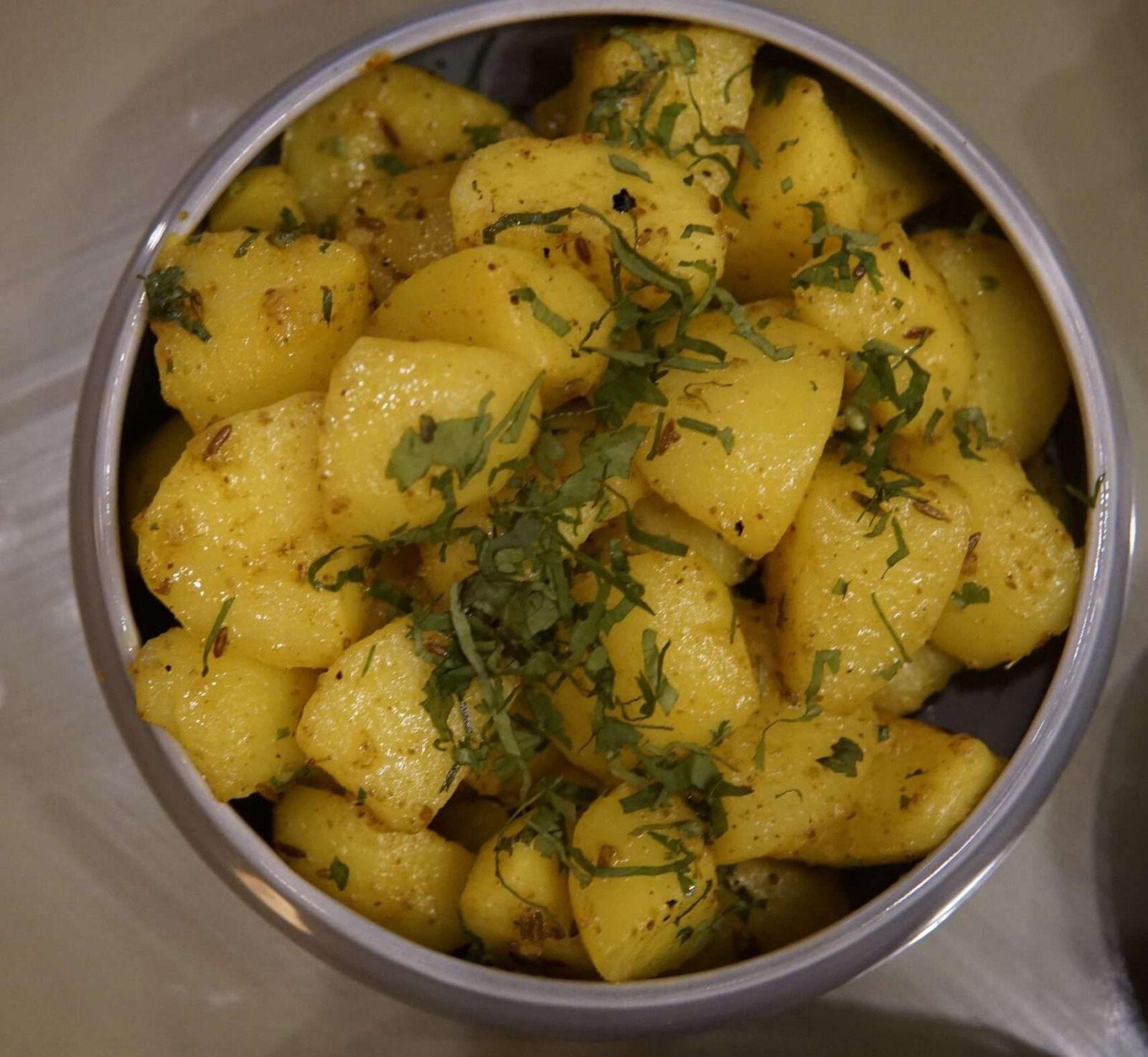 Jeera Potato