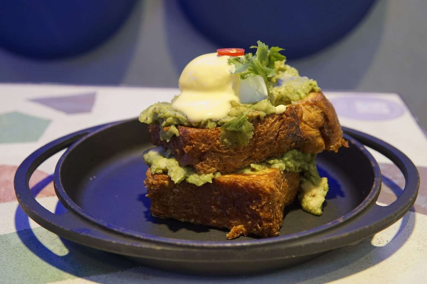 Crome London – French Toast Cafe