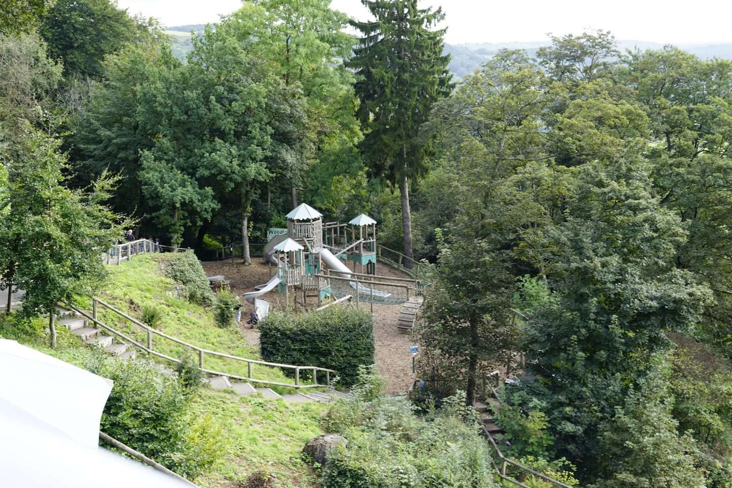 Adventure Playground at the Heights of Abraham